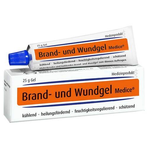 MEDICE Arzneimittel Pütter GmbH&Co.KG Brand- und Wundgel bei Verbrennungen 03839625