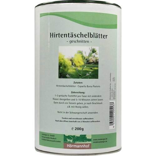 medesign I. C. GmbH Hirtentäschelblätter Tee 03959849