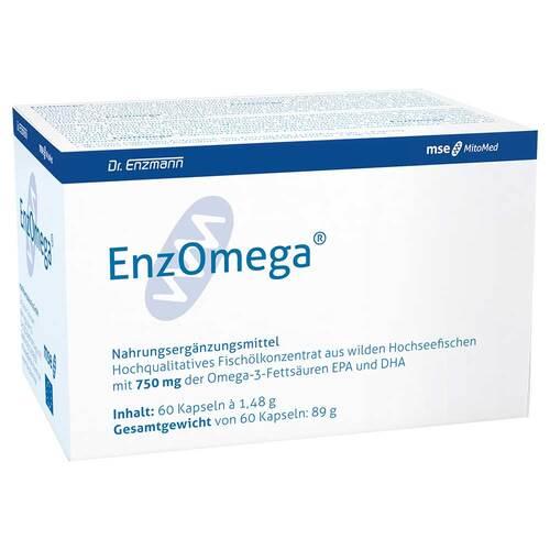 MSE Pharmazeutika GmbH Enzomega Mse Kapseln 03960657