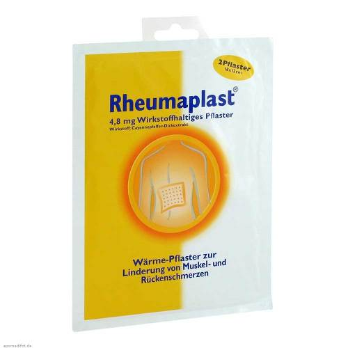 Beiersdorf AG Rheumaplast Pflaster 04010194