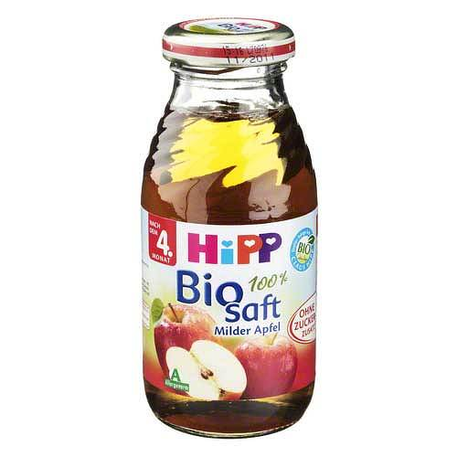 HiPP GmbH & Co.Vertrieb KG Hipp Bio Saft 100% Milder Apfel 04399602