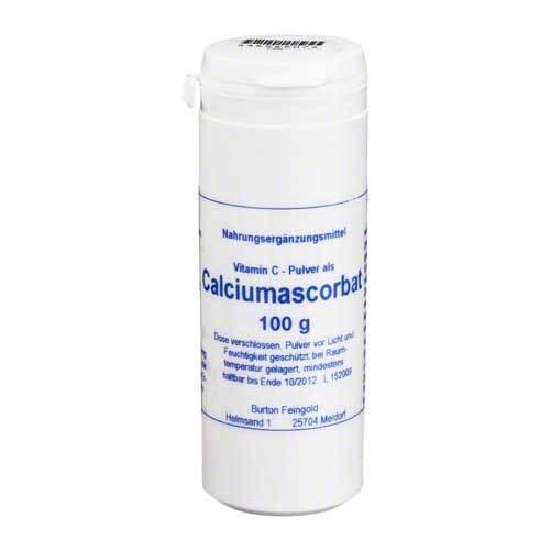 Burton Feingold Calciumascorbat Feingold Pulver 04656507