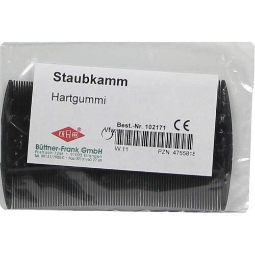 Büttner-Frank GmbH Nissenkamm Hartgummi BF 04755818