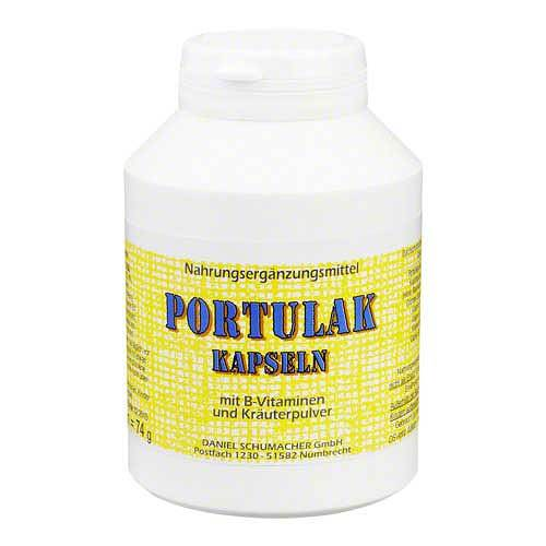 DS-Pharmagit GmbH Portulak Kapseln 04846573