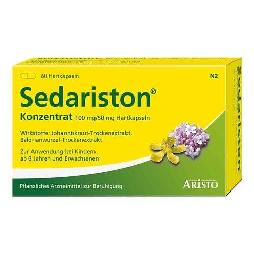 Aristo Pharma GmbH Sedariston Konzentrat Hartkapseln 04991789