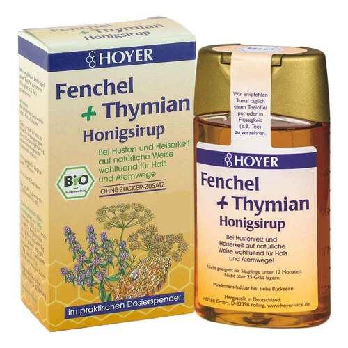 HOYER GmbH Hoyer Fenchel + Thymian Honigs 05567579