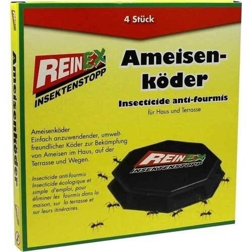 Axisis GmbH Ameisenköder Dose Reinex 05877156