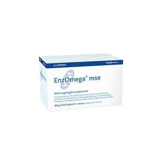 Adana Pharma GmbH Enzomega Mse Kapseln 05951160