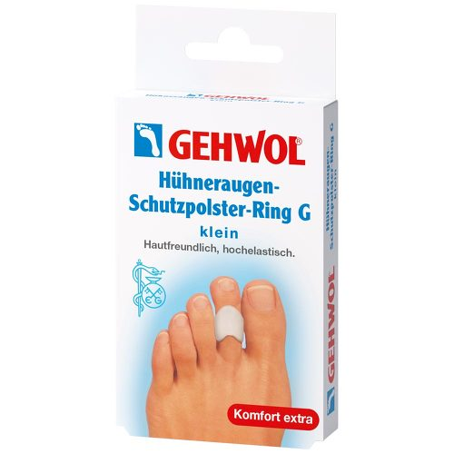 Eduard Gerlach GmbH Gehwol Hühneraugen-Schutzpolster-Ring G 05957926