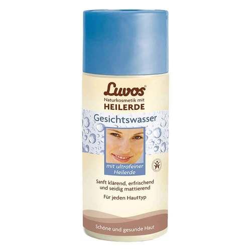 Heilerde-Gesellschaft Luvos Just GmbH & Co. KG Luvos Naturkosmetik mit Heilerde Gesichtswasser 06129427