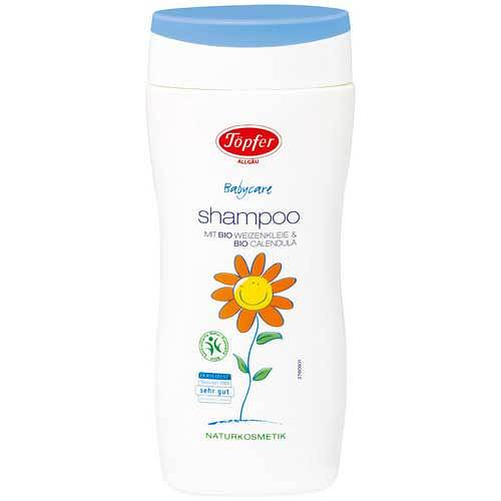 TÖPFER GmbH Töpfer Babycare Shampoo 06149803