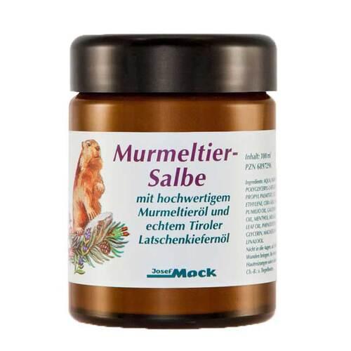Josef Mack GmbH&Co.Kg Murmeltier Salbe 06897296