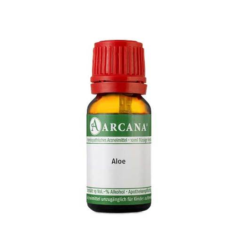 ARCANA Dr. Sewerin GmbH & Co.KG Aloe Arcana LM 6 Dilution 06921155