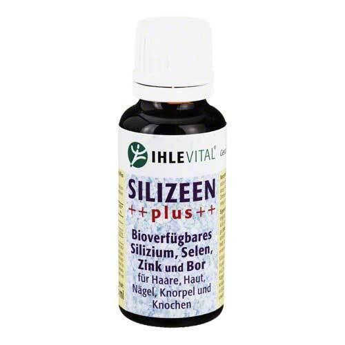 IHLE Nahrungsergänzungen Ihlevital Silizeen Plus Silizium Zink Selen + Bor 06967157