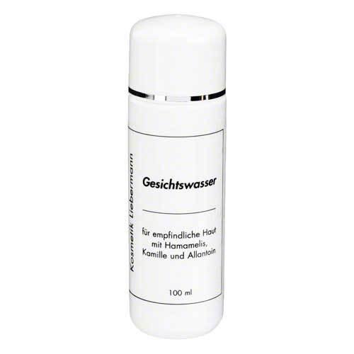 Pharma Liebermann GmbH Gesichtswasser mit Hamamelis 07201380