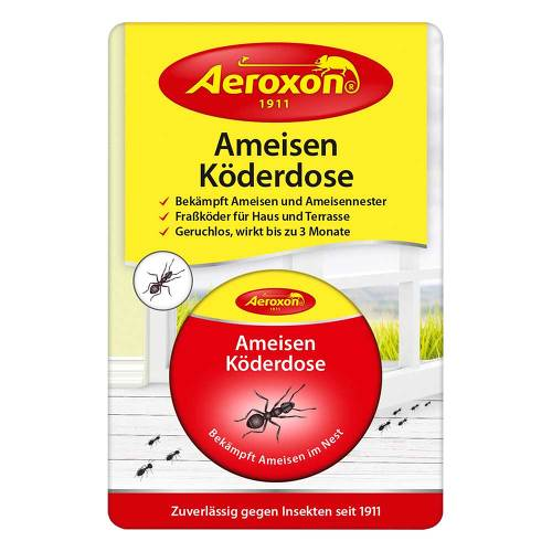 Aeroxon Insect Control GmbH Aeroxon Ameisen Köderdose 07266824