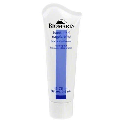 BIOMARIS GmbH & Co. KG Biomaris Hand- und Nagelcreme 07553400
