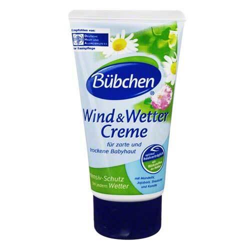 Bübchen Skincare GmbH Bübchen Wind & Wetter Creme 07670991