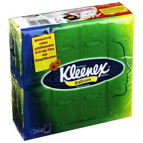 Kimberly-Clark GmbH Kleenex Balsam Taschentücher 07691585