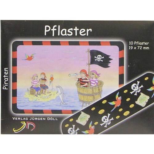Axisis GmbH Kinderpflaster Piraten Briefchen 09078179