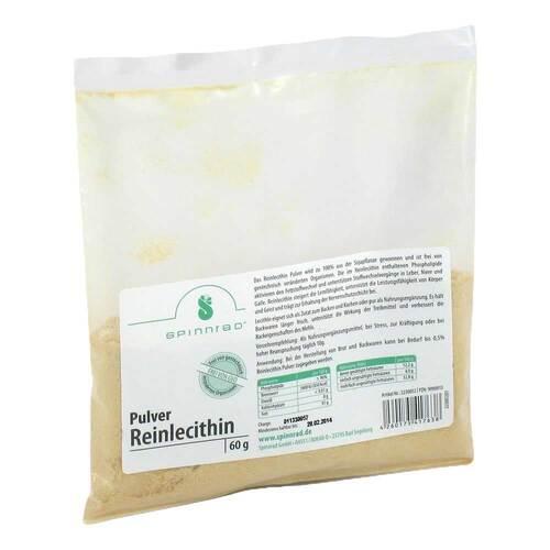 Spinnrad GmbH Reinlecithin Pulver 09090915