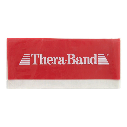 Ludwig Artzt GmbH Thera Band Loop 20,5cm rot mittel stark 09176930