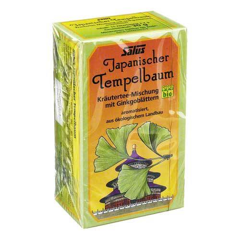 SALUS Pharma GmbH Japanischer Tempelbaum Tee Salus 09191786