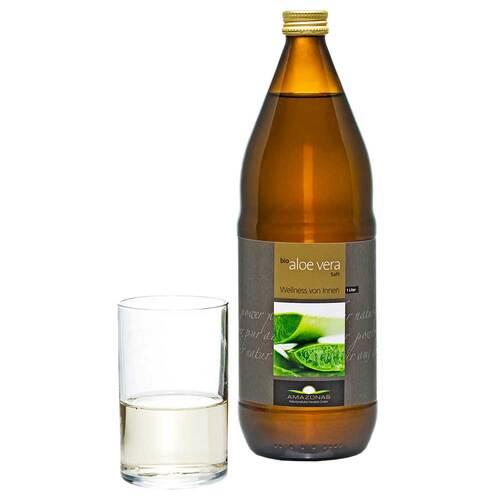 AMAZONAS Naturprodukte Handels GmbH Aloe Vera Saft 100% Bio 09226556