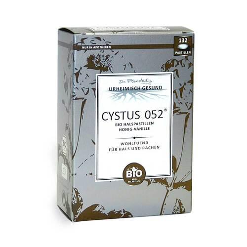 Dr. Pandalis Cystus 052 Bio Halspastillen Honig Vanille 09531006