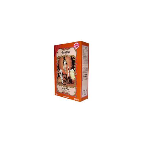 Apotheker Bauer & Cie. Henna Color Pulver kupferrot Cuivre 09940785