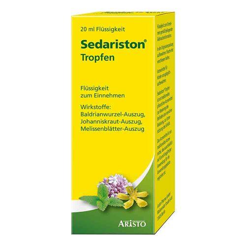 Aristo Pharma GmbH Sedariston Tropfen 10169970