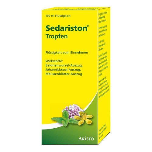 Aristo Pharma GmbH Sedariston Tropfen 10169993