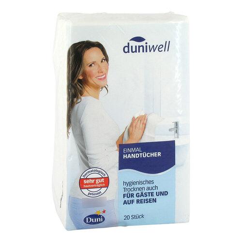 Duni GmbH Duniwell Einmal Handtuch 10213027