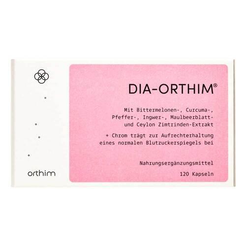 Orthim GmbH & Co. KG Dia Orthim Kapseln 11015312