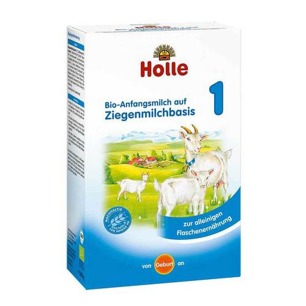 Holle baby food AG Holle Bio Anfangsmilch 1 auf Ziegenmilchbasis 11022424