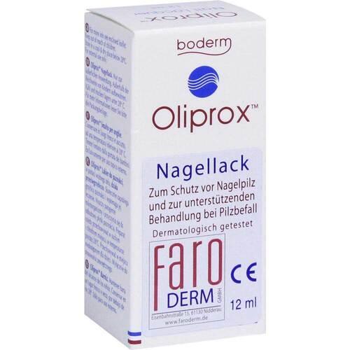 FaroDerm GmbH Oliprox Nagellack bei Pilzbefall 11191983