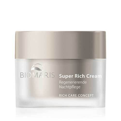 BIOMARIS GmbH & Co. KG Biomaris super rich cream ohne Parfum 11601211