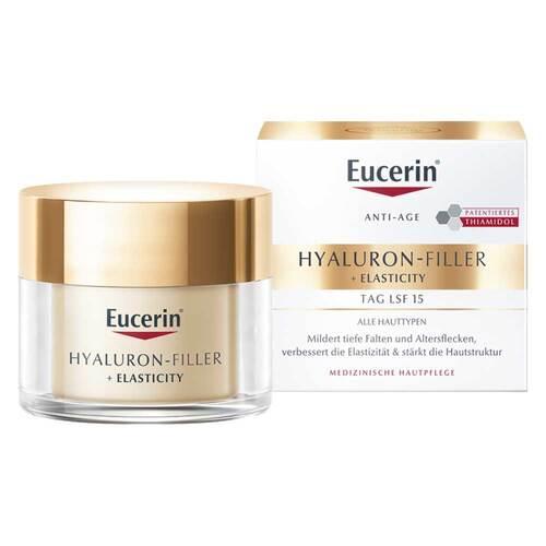 Beiersdorf AG Eucerin Eucerin Anti-Age Elasticity + Filler Tagescreme mit LSF 15 11652958