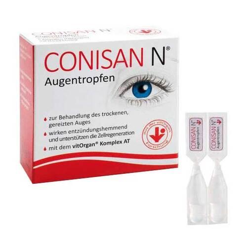 vitOrgan Arzneimittel GmbH Conisan N Augentropfen 11669918
