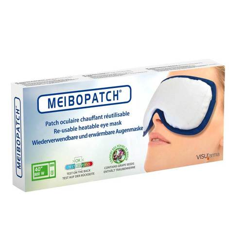 VISUfarma B.V. Meibopatch Augenmaske erwärmbar 12342941