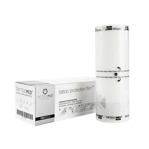 Tattoo Med GmbH Tattoomed tattoo protection film 2.0 Rolle 15cmx5m 12347950
