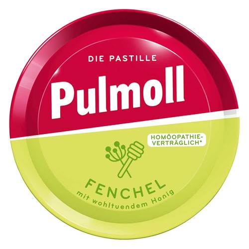 sanotact GmbH Pulmoll Fenchel-Honig Bonbons 12416852