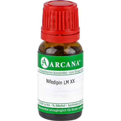 ARCANA Dr. Sewerin GmbH & Co.KG Nifedipin LM 20 Dilution 12969628