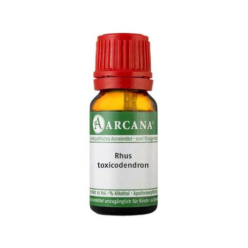 ARCANA Dr. Sewerin GmbH & Co.KG Rhus Toxicodendronicodendron LM 02 Dilution 13053535