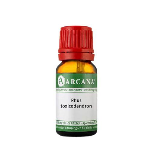 ARCANA Dr. Sewerin GmbH & Co.KG Rhus Toxicodendronicodendron LM 03 Dilution 13053541