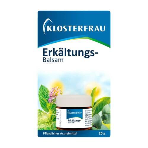 MCM KLOSTERFRAU Vertr. GmbH Klosterfrau Erkältungs-Balsam 13505606