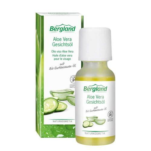 Bergland-Pharma GmbH & Co. KG Aloe Vera Gesichtsöl 13903465