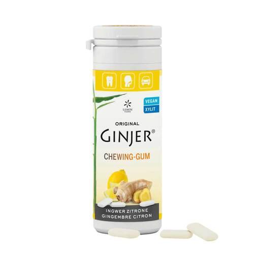Lemon Pharma GmbH & Co. KG Ingwer Ginjer Kaugummi Zitrone 13974672