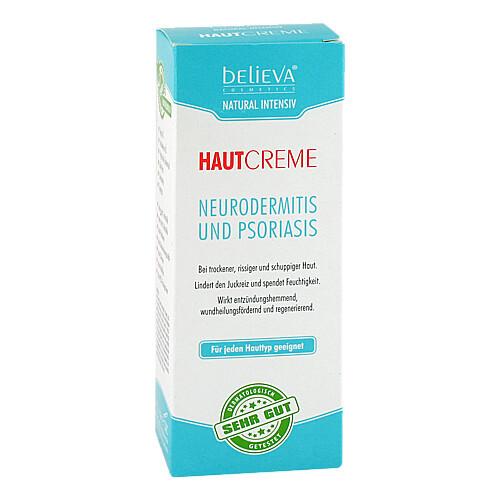 Believa GmbH Believa Neurodermitis & Psoriasis Hautcreme 13985316