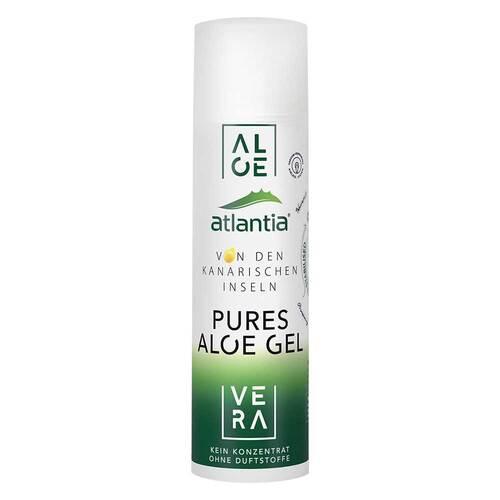 Fleser Pharma GmbH Atlantia reines Aloe Vera Gel 15400099